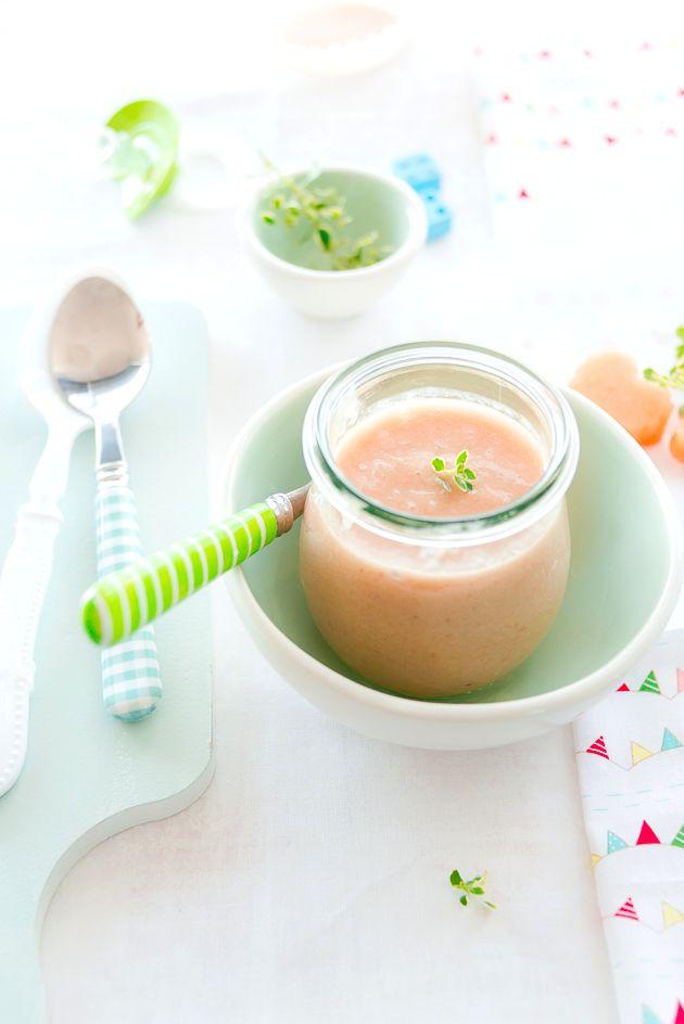 ingredient dessert 22 3 ingredient high protein cantaloupe smoothie ...
