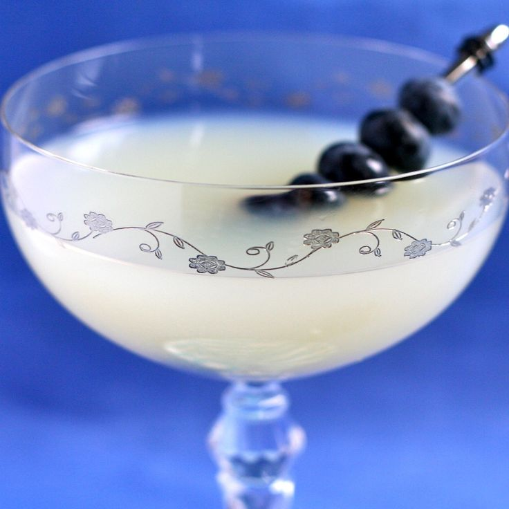 Blueberry Meyer Lemon Drop | Cocktails & Cold Beverages | Pinterest