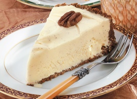 Eggnog Ice Cream Pie~ | Food Porn - Pies, Tortes, Tarts and Cheesecak ...