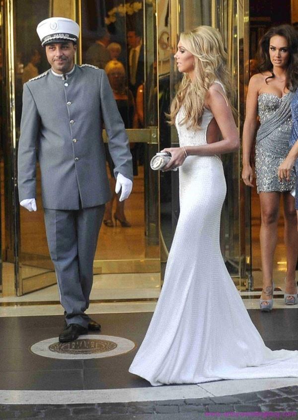 Petra Ecclestone in Vera WangPetra Ecclestone Wedding Dress Vera Wang