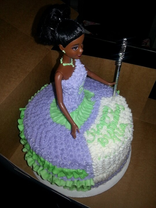 Princess Tiana Cake Pictures : Princess Tiana Cake Birthday ideas - Ryelin Pinterest