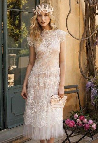 Pour mariage civil... ...  Robe de Mariée... ...  Pinterest