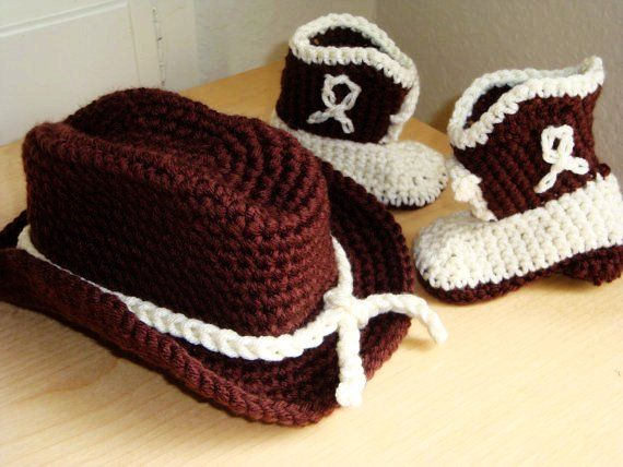Free Crochet Pattern Baby Cowboy Boots : Pin by Kristin C on Crochet My Life Away Pinterest