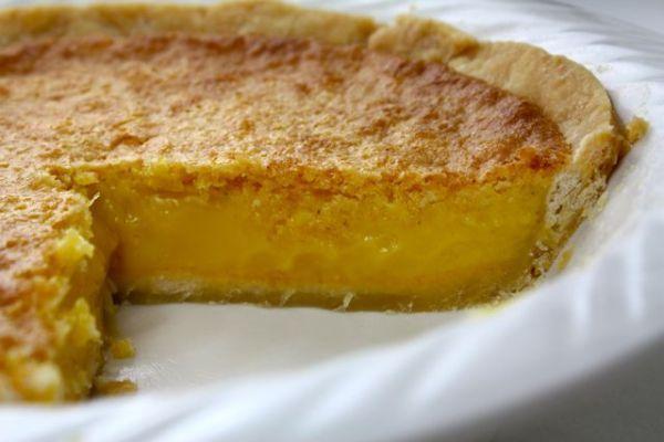 Blackberry Farm's lemon chess pie | Lovin' some Lemon Desserts | Pint...