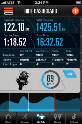 iphone speed tracking app