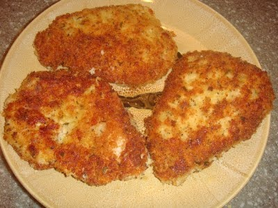 Parmesan & Sage Crusted Pork Chops | Recipes | Pinterest