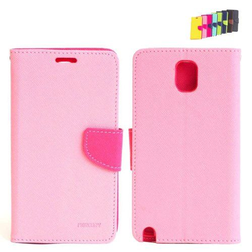 Purse Case Cover w/ Card Slots Ultra Slim Fit for Samsung Galaxy Note