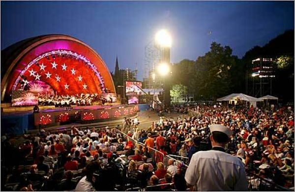 boston pops and 4th of july