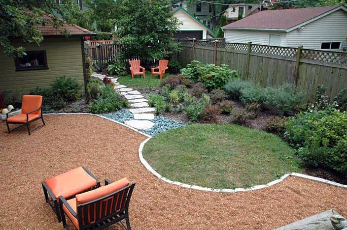 25 brave how to landscape your backyard with dogs for Garden designs for dogs
