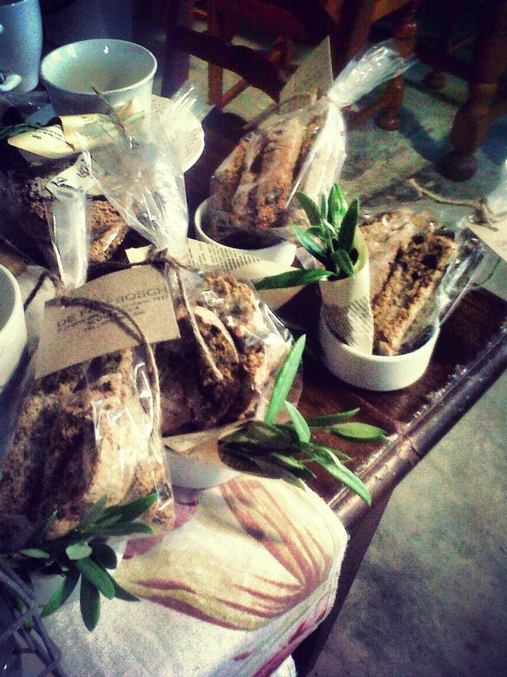 Sundried olive biscotti | Olive and Lavender Products | Pinterest