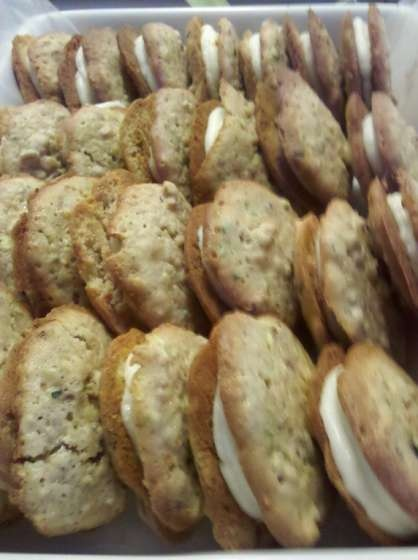 ZUCCHINI Cookies!!!! Haven't tried these yet, and there are typical ...