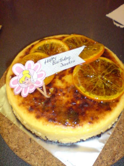 Orange Cheesecake | Have your cake and eat it... | Pinterest