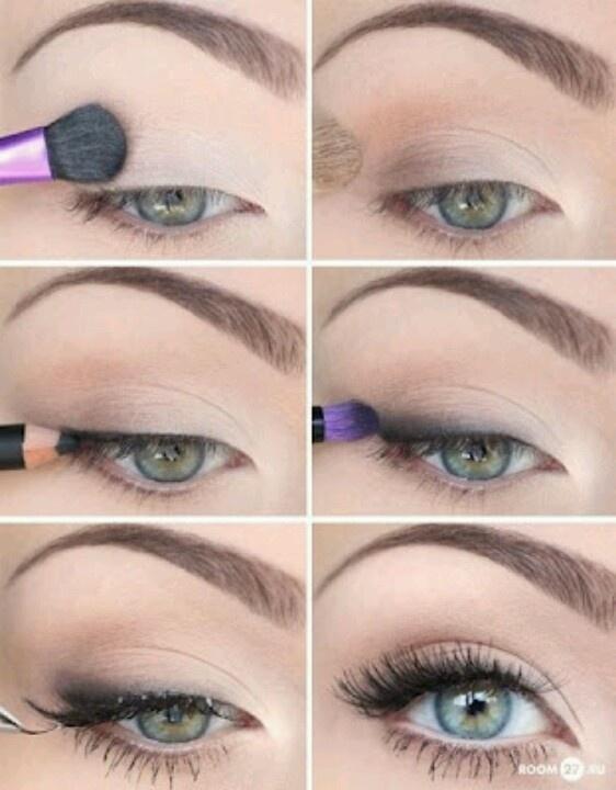 Natural &  makeup Makeup eyes  natural   Tips Pinterest ideas pinterest  Beauty
