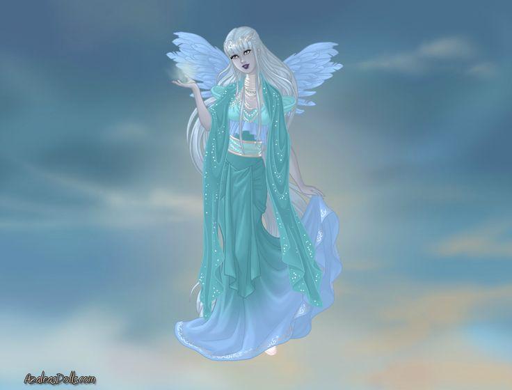 Ice Angel   mixed cosp...