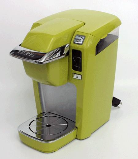 Keurig Coffee Maker Green : Green Keurig MINI Plus Brewing System For the Home Pinterest