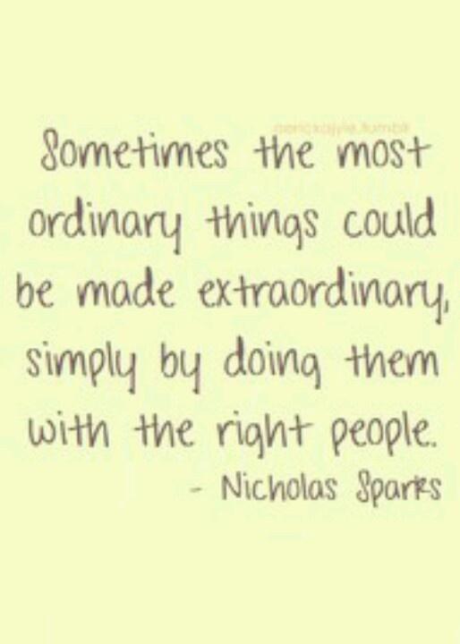 Nicholas Sparks Quotes I Love Pinterest