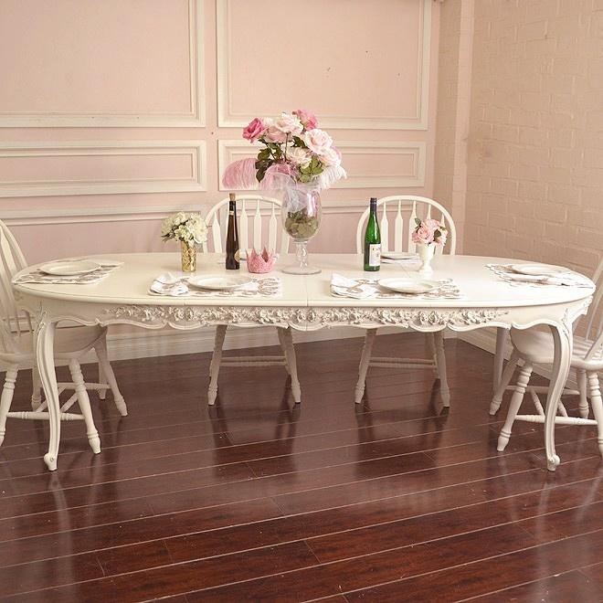 Dining Table Bella Cottage Pinterest