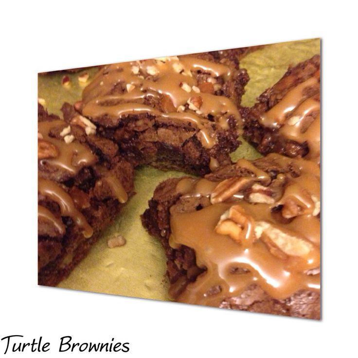 pecan brownies turtle bread turtle cookies turtle brownies pecan