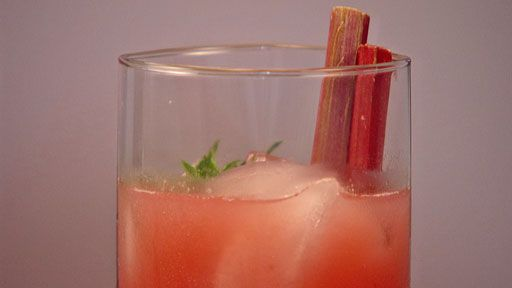 Rhubarb Margarita | recipes to try | Pinterest