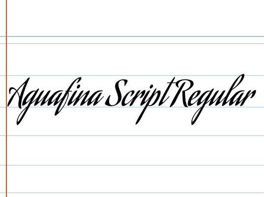 The best free cursive fonts...   Typefaces!   Pinterest