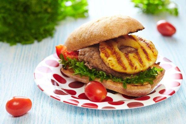 Pork Apple Burgers | Pork Dishes | Pinterest