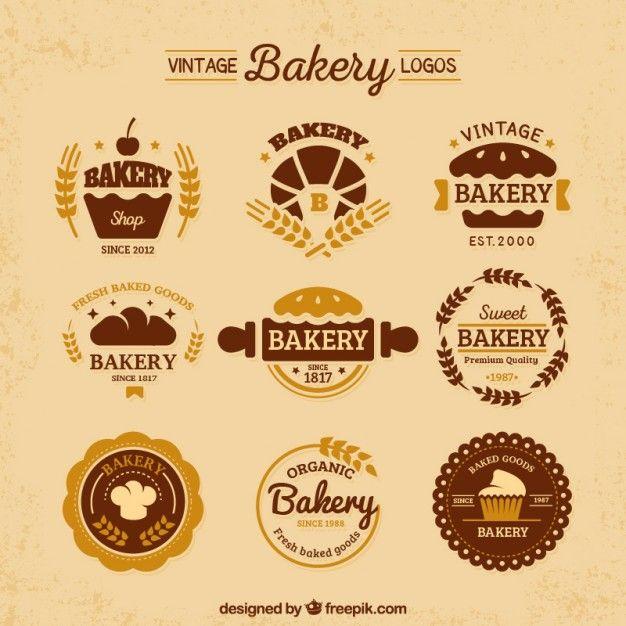 Logo design bakery ideas