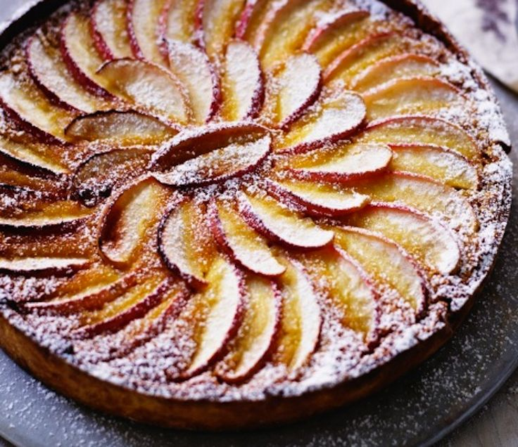 pear tart | Be Merry Eat Sweets | Pinterest