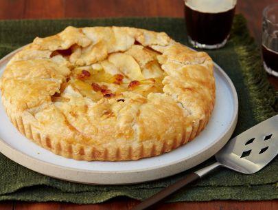 Apple Brown Butter Tart   Recipe