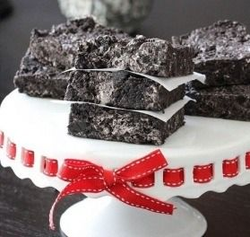 No Bake Chewy Cookies And Cream Bars | Foodie Stuff | Pinterest