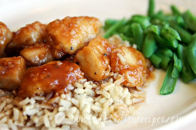 Sweet and Sour Chicken | Recipe