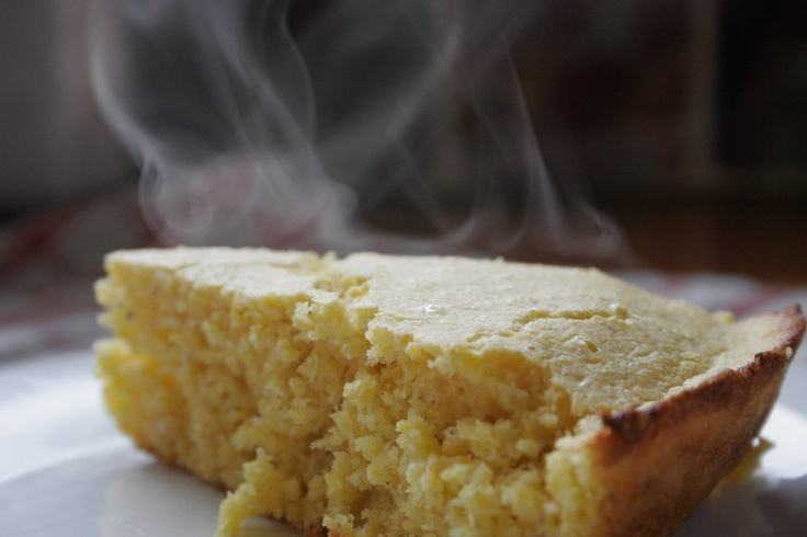 Southern Style Skillet Cornbread, Gluten-Free