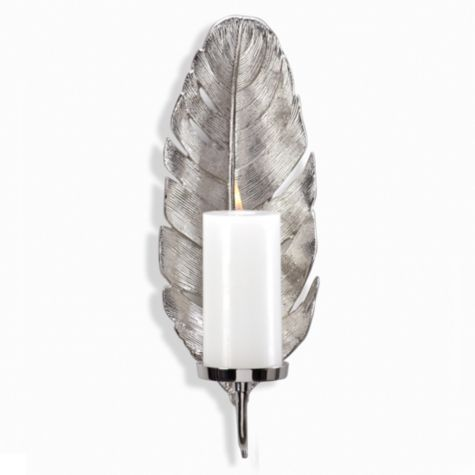 Feather Wall Sconce from Z Gallerie Wall Decor Pinterest