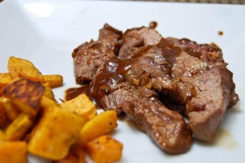 beer marinated flank steak - LS | Food I want to eat | Pinterest
