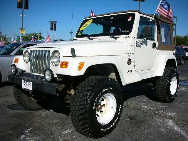 White Wagon Wheels Jeep Pinterest