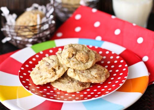Reeses Peanut Butter Egg Cookies...