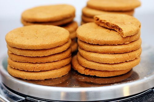 ginger snaps one snapped by smitten via flickr