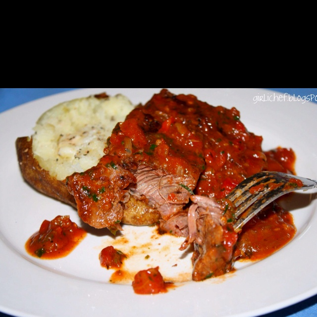 Swiss Steak! | food to try | Pinterest