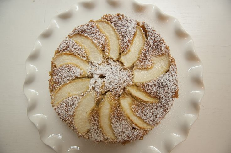 Rum Apple Cake | Recipe