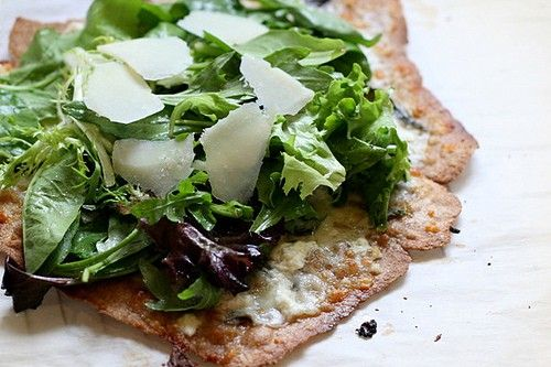 Basil and Goats Cheese Flatbread Wrap | Staying Healthy: Lunch | Pint ...