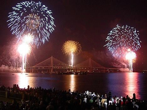 charleston sc july 4th 2014