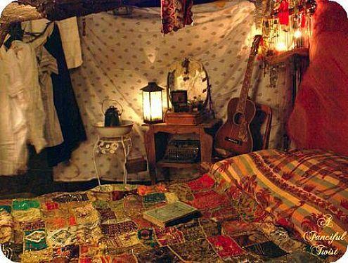 Vintage bohemian bedding styles boho chic gypsy pinterest