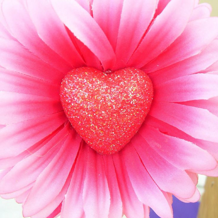Pics Of Hearts And Flowers