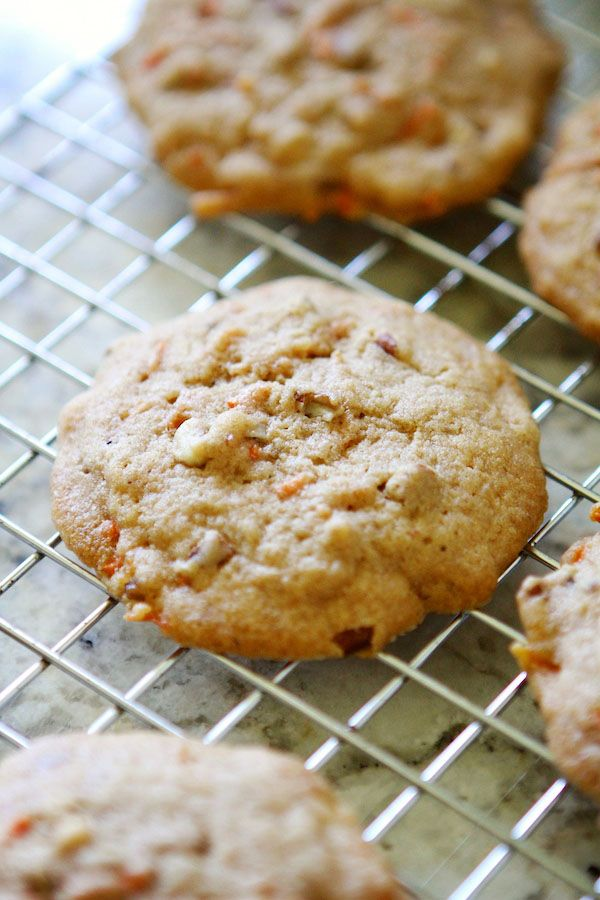 cake cookies omit frosting and put pecans directly in the cookies ...