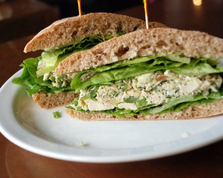 basic chicken salad | salads | Pinterest
