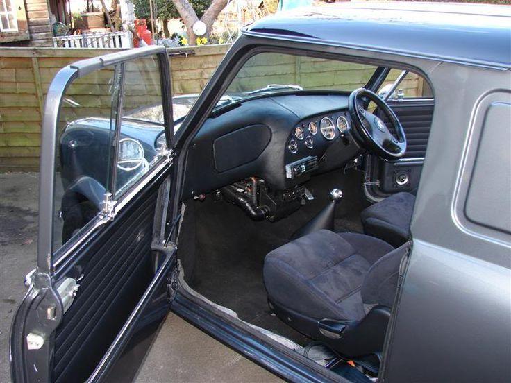Classic Mini Custom Interior Mini Interiors Pinterest