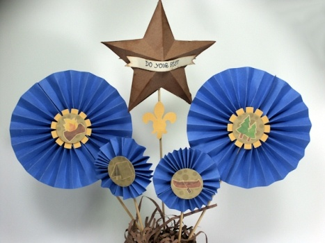 Cub Scout Christmas Crafts