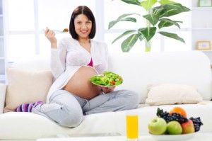 Eating Well While Dealing With Morning Sickness