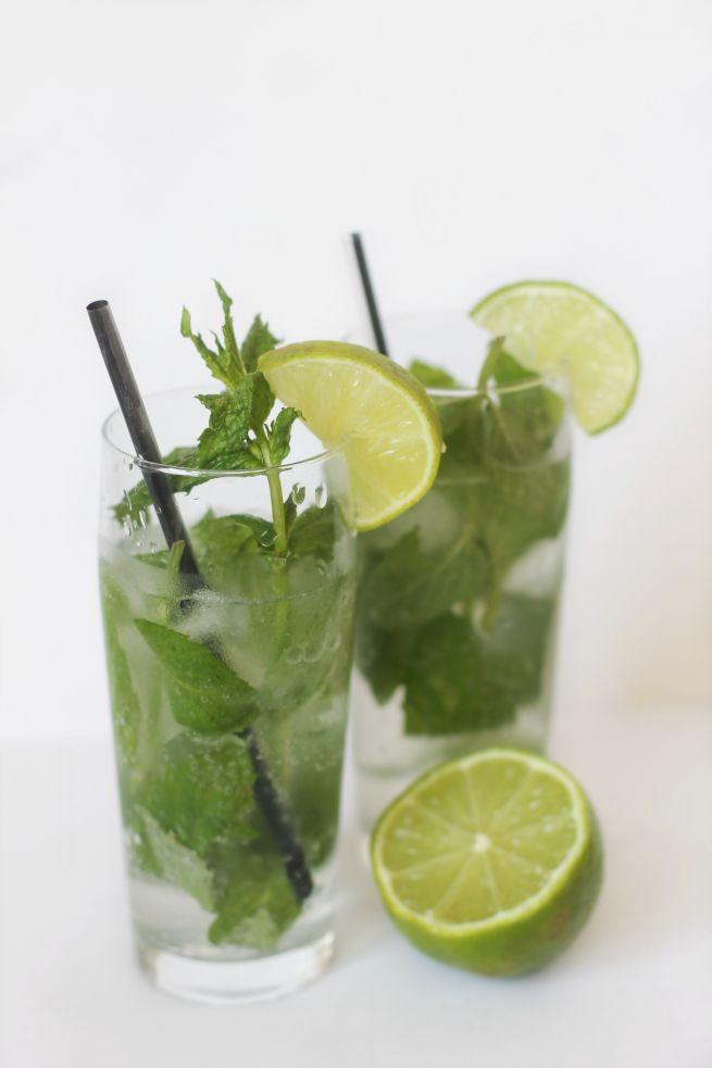 Mojito Mocktail Recipe — Dishmaps