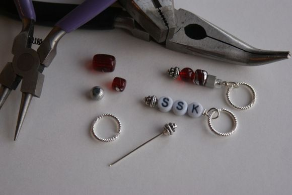 Crochet Stitch Markers Diy : Stitch Markers that remember for you.