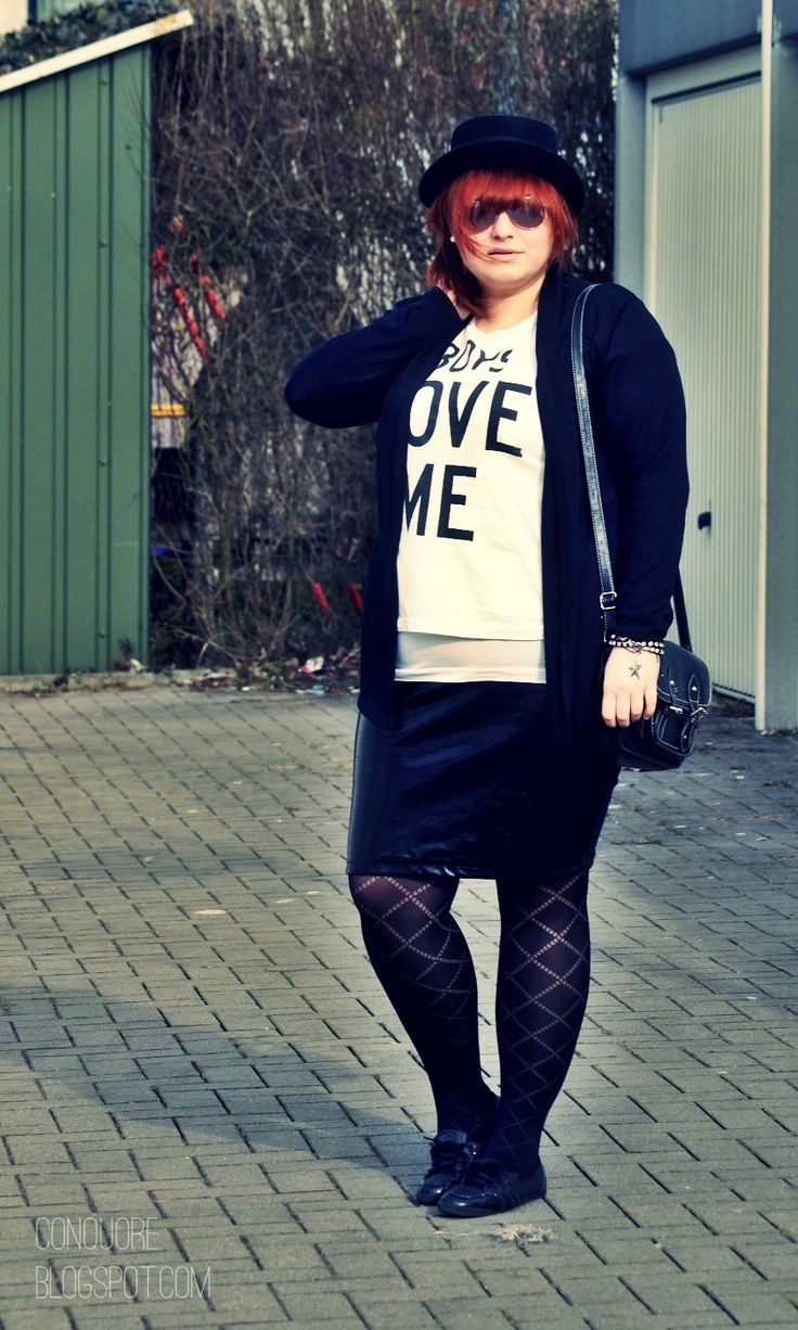 Hipster ;) plus size | Clothes make the girl | Pinterest